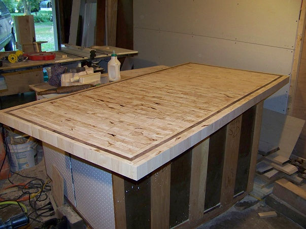 Bar At Top Stair Well   Yahoo Image Search Results | Cabin Ideas |  Pinterest | Bar Tops, Wood Countertops And Butcher Blocks