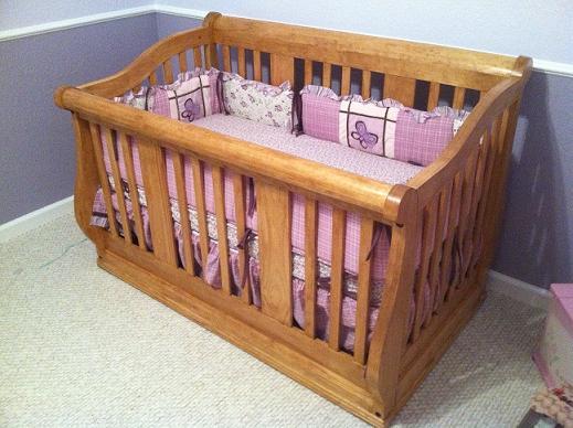 Baby Crib Plans 20f1