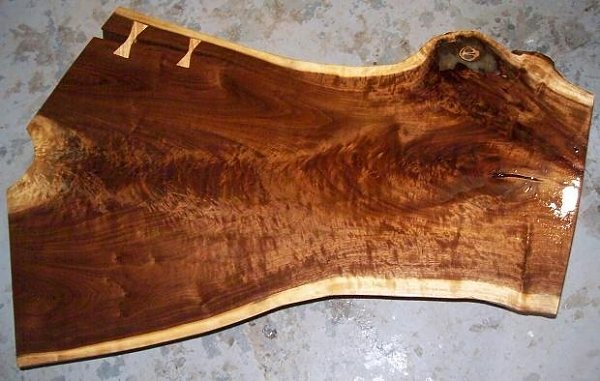 Butterfly Inlays For Split Boards Woodworking Talk