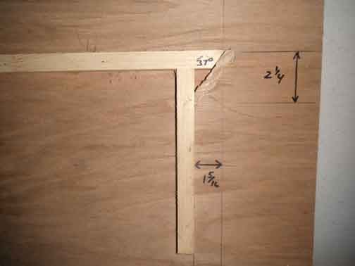 How To Crown On Kitchen Cabinets Woodworking Talk