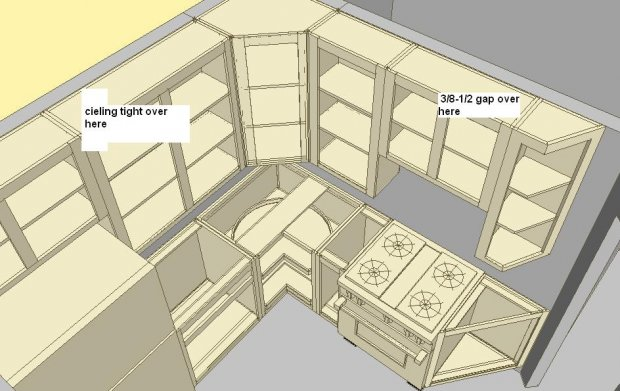 Cabinet question. - Woodworking Talk - Woodworkers Forum