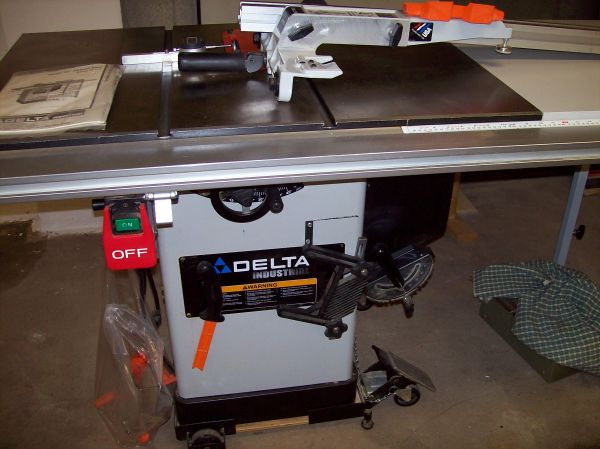 Delta 36-714 Hybred Saw - Woodworking Talk - Woodworkers Forum
