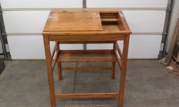 Stand Up Desk Woodworking Talk Woodworkers Forum