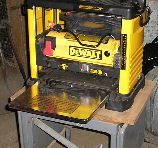 Is An Old Planer Or Jointer Better Than No Planer Jointer
