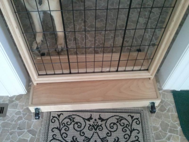 13 Diy Dog Gate Ideas: Dog Gate Construction Ideas