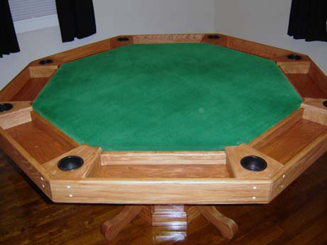 plans for 6 person poker table
