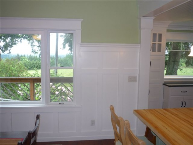 Wainscoting Help For A New Guy Woodworking Talk