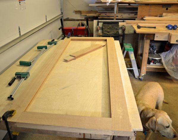 Exterior Door Build Page 2 Woodworking Talk Woodworkers Forum