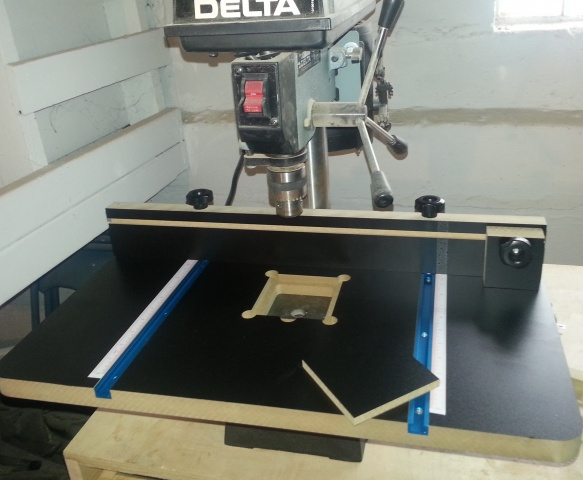 Harbor freight drill press table woodworking talk for 10 table saw harbor freight