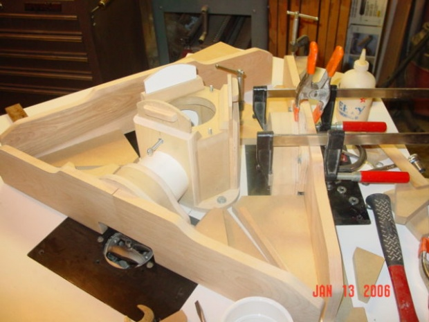 Homemade Blast Gates Woodworking Talk Woodworkers Forum