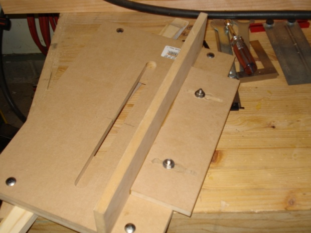 Router Mortise Jig Woodworking Talk Woodworkers Forum