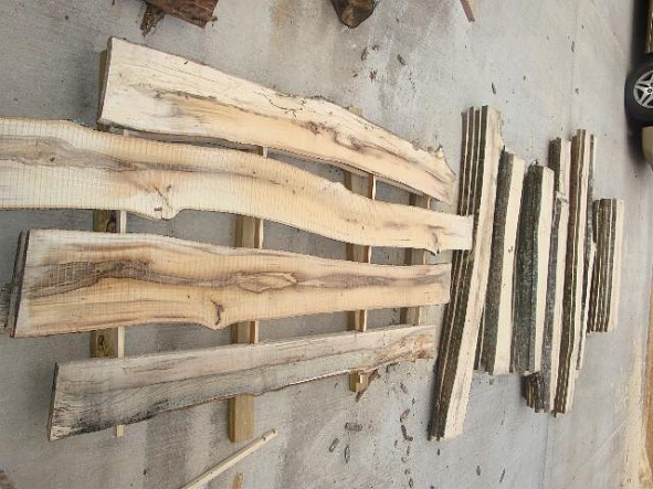 Spalted Hackberry Lumber Woodworking Talk Woodworkers