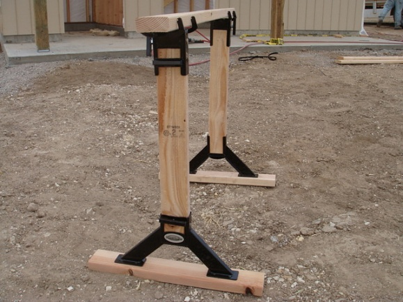 The Best Sawhorse I Ve Ever Used Woodworking Talk