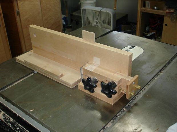 Router Box Joint Jig - Woodworking Talk - Woodworkers Forum