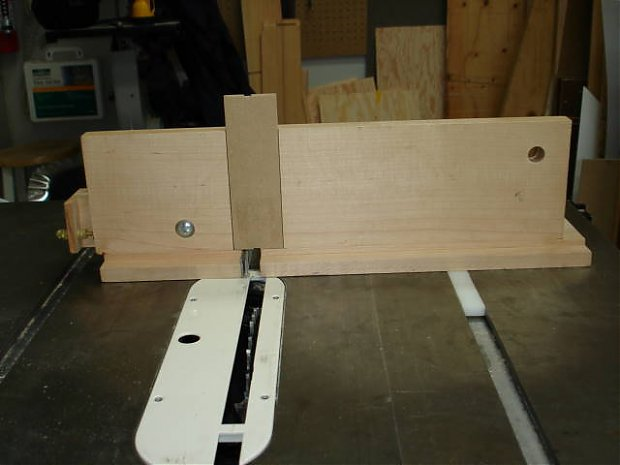 Free Woodworking Plans Box Joint Jig