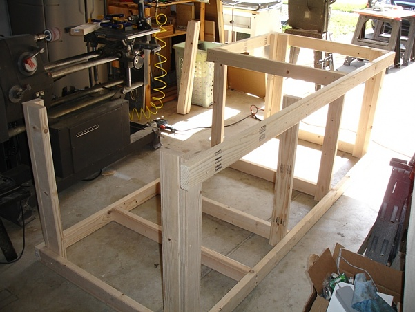 Ultimate Tool Stand Workbench Woodworking Talk