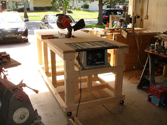 Ultimate Tool Stand Workbench Page 2 Woodworking