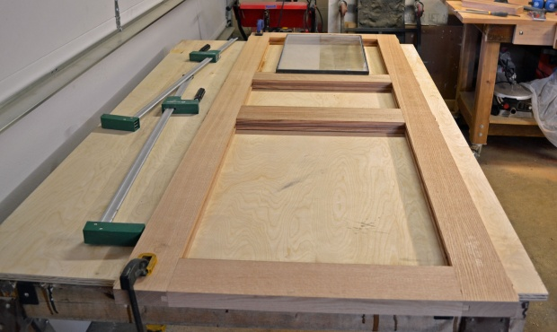 Exterior Door Build Page 2 Woodworking Talk