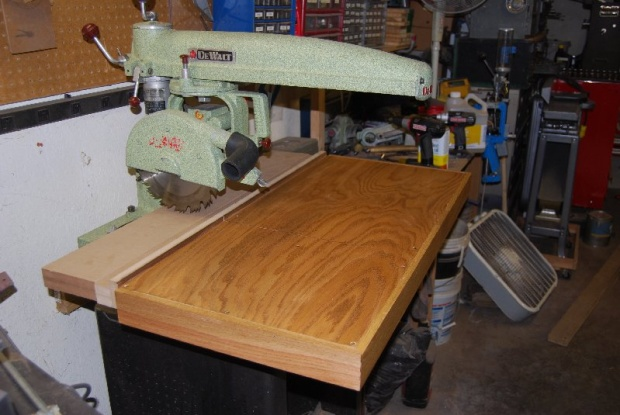 Need some advice on a Radial Arm Saw - Woodworking Talk ...
