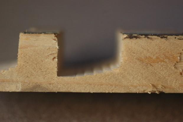 woodworking dado