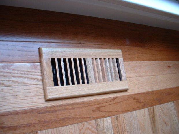 Flush Hardwood Floor Vents Woodworking Talk Woodworkers Forum