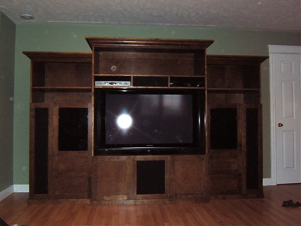 Entertainment Center Woodworking Patterns