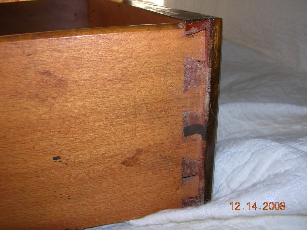 Need Identification Of Type Of Dovetail Joints