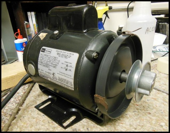 Repair Your Bandsaw And Other Motor Crash Course