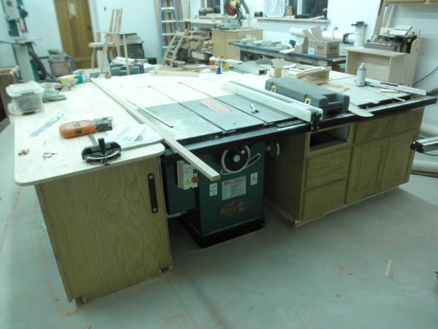 used grizzly cabinet saw woodworking talk woodworkers forum rh woodworkingtalk com used cabinet table saw for sale used grizzly cabinet table saw for sale