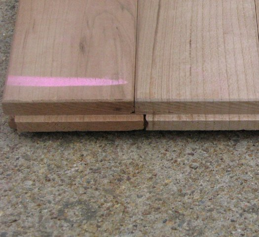 Tabletop Out Of Hardwood Floor Woodworking Talk