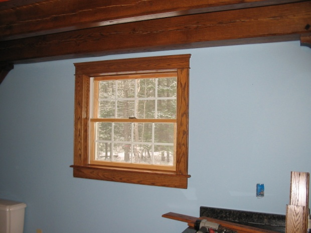 Windows And Drywall Uneven Trim Install Help Woodworking Talk Woodworkers Forum