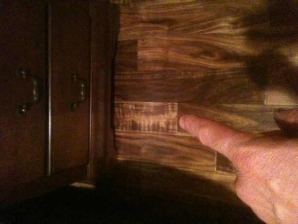 Ideas For Leftover Wood Flooring Woodworking Talk Woodworkers Forum