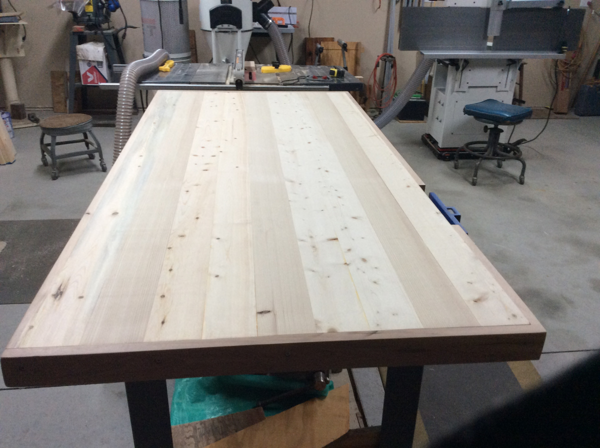 best material for workbench top - woodworking talk