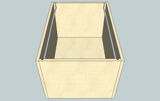 Hanging File Folder Drawer Size Woodworking Talk