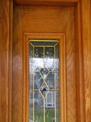 Refinishing Exterior Oak Door - Woodworking Talk - Woodworkers Forum