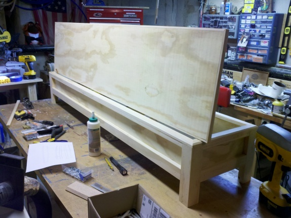 Hinges for a plywood lid-footstool-box.jpg