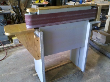 Shopnotes Edge Sander Woodworking Talk Woodworkers Forum