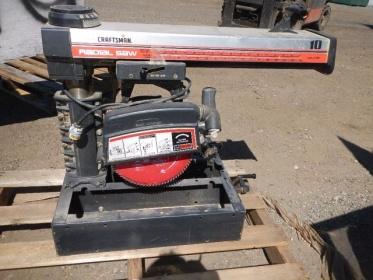 Craigslist Radial Arm Saw Purchase - Woodworking Talk