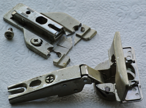 130321d1424043989 replacement cabinet hinge help needed full. beautiful ideas. Home Design Ideas