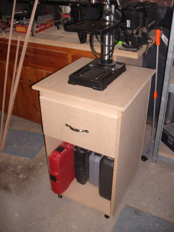 Woodworking Drill Press Table Plans