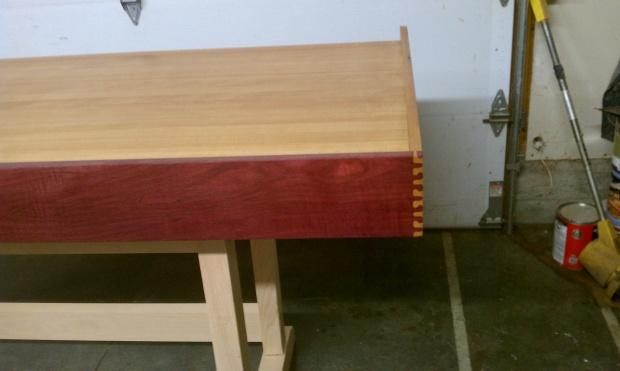 Best Wood Workbench Top