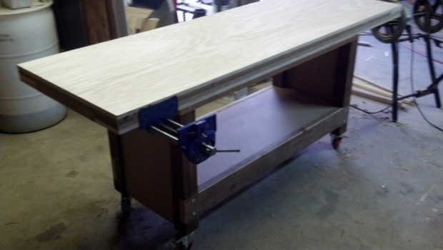 Mdf As Workbench Top Woodworking Talk Woodworkers Forum