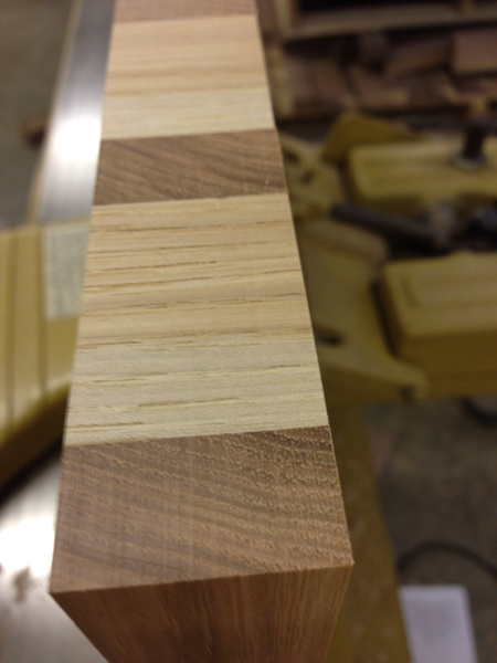 Look what I did! End grain cutting board through planer.-image-1347232459.jpg