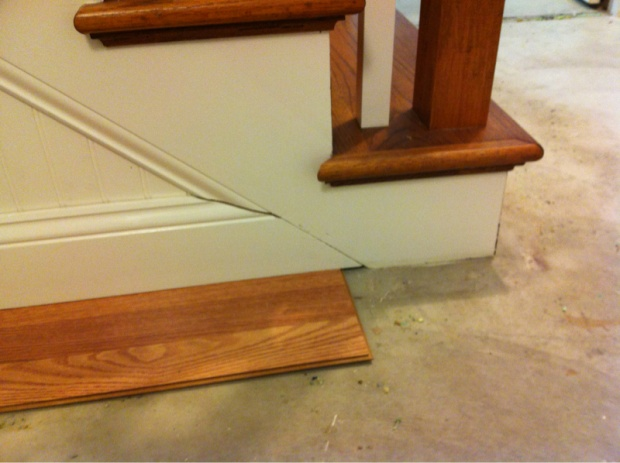 Attaching Wood Trim To Brick Concrete Woodworking Talk