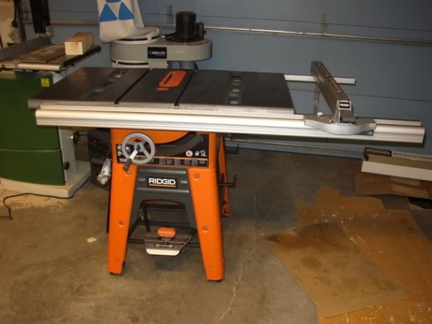 What to do with ts rails fence from my table saw woodworking what to do with ts rails amp fence from my table saw image greentooth Choice Image