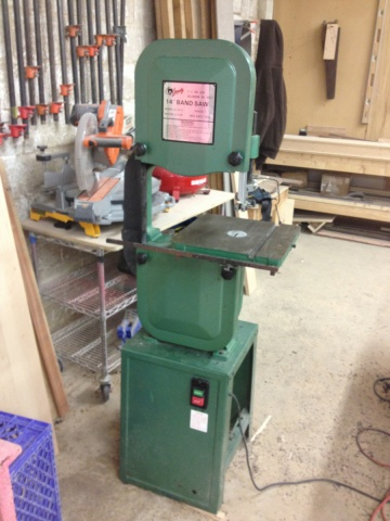 For Sale Grizzly 14 Bandsaw 150 Woodworking Talk