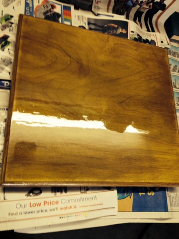 Staining Birch Plywood Woodworking Talk Woodworkers Forum