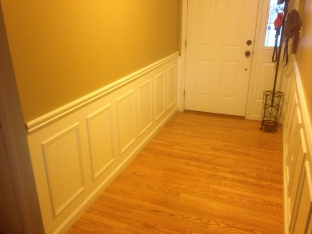 Need help with wainscoting - Woodworking Talk - Woodworkers Forum Wainscoting Outside Corners on beadboard outside corner, siding outside corner, wallpaper outside corner, trim outside corner, plywood outside corner, fascia outside corner, framing outside corner, baseboard outside corner, stucco outside corner, molding outside corner, soffit outside corner, bay window outside corner, laminate flooring outside corner, wood outside corner, cornice outside corner, railings outside corner, drywall outside corner, tile outside corner, mirror outside corner, chair rail outside corner,