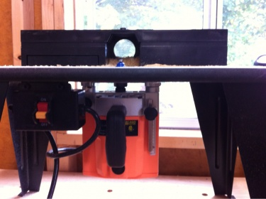 Router table bit height woodworking talk woodworkers forum attached images keyboard keysfo Images
