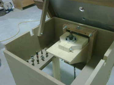 Router lift so many options woodworking talk woodworkers forum attachment 82705 greentooth Image collections